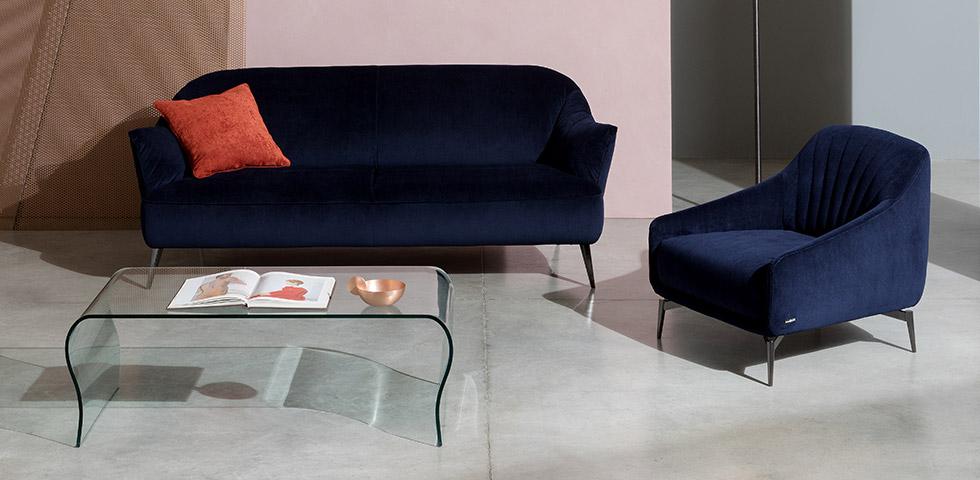 Sofa Estasi - Poltrona Felicita